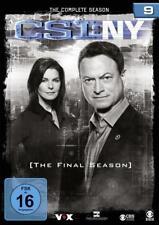 CSI : NY NEW YORK DIE KOMPLETTE DVD SEASON / STAFFEL 9 FINAL DEUTSCH