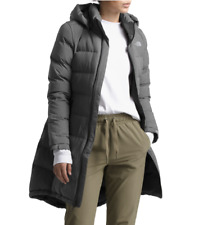9*22 NEW The North Face Women's Metropolis III Hooded Down Parka Size Medium