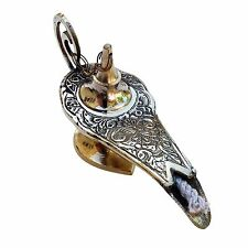 Aladin The Genie Oil lamp - Brass Aladdin Lamp -    !!! Beutiful Design !!!