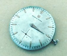 EXTRA FINE UNIVERSAL GENEVE 1200 MANUAL WIND WATCH MOVEMENT FOR REPAIR