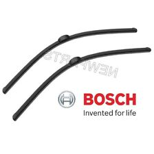 NEW Porsche 958 Cayenne Front Windshield Wiper Blade Set BOSCH Windscreen Wiping