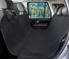 BarksBar Original Pet Seat Cover for Cars - Black, WaterProof Hammock Converti