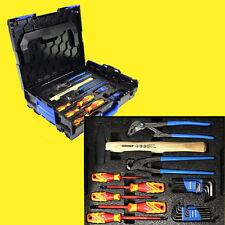 Gedore Werkzeugkoffer Werkzeug Set 26 tlg Sortimo Bosch L-Boxx