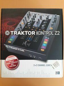 TRAKTOR KONTROL Z2