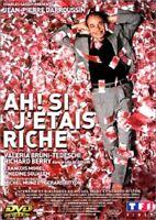 DVD FILM COMEDIE HUMOUR : AH SI J'ETAIS RICHE - DARROUSSIN / RICHARD BERRY