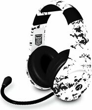 PS4 / XBOX ONE GAMING HEADSET + MIC STEALTH XP CONQUEROR WHITE CAMO PS4 Boxed