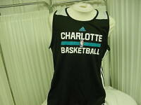 NBA Charlotte Hornets Team Issued Adidas Reversible Practice Jersey Size 4XL+2