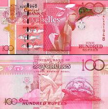 SEYCHELLES - 100 rupees 2011 FDS - UNC