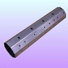 Achtkant Stahlwelle SW40 40mm 8-Kant Welle 1,5m Lang 150cm Rolladen Rollladen