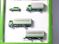 Herpa EKB Set  Kieserling Bremen -  4 teilig   H0 1/87  OVP