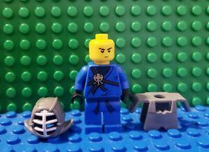 LEGO Ninjago Kendo Jay Ninja minifigure 2012