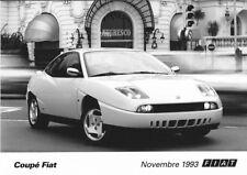 PHOTO PRESS ORIGINALE FIAT  COUPE (7)  - 1993