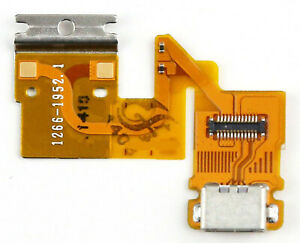 USB Charging Port Connector Flex Cable For Sony Xperia Tablet Z SGP311 SGP312