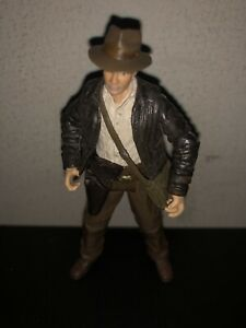 "Indiana Jones Action Figure 3.75"" / NoAccessories INDY Raiders 2007"