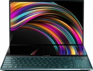 "ASUS UX581GV-H2002R, i7-9750H, 16GB, 1TB, RTX 2060, 15.6"" 4K, Win 10, 1Yr-W, Ref"