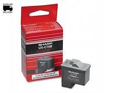 Original SHARP UXC70B Fax Cartucho 2 año GTEE BA50 BS60 B700 A1000 Envío rápido