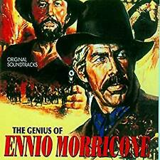 THE GENIUS OF ENNIO MORRICONE  CD COLONNE SONORE