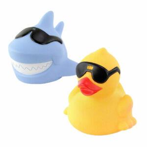 Game Floating Light Up Pals - Duck/Shark 2 Pack