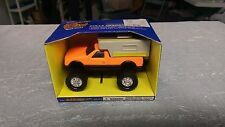 NuTOYZ Just Truckin' Diecast 4 x 4 Pickup with Camper Shell 1998