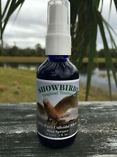 Colloidal Silver for Parrots, Pets and People