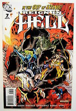 REIGN IN HELL DC NO. #7 (NM) UNREAD