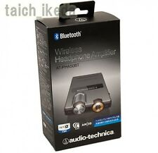 Audio-Technica Bluetooth Wireless Headphone Amplifier AT-PHA50BT BK Japan EMS