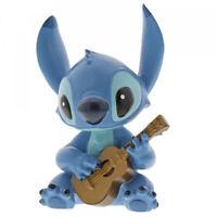 New 2019 Disney Showcase Stitch With Guitar Figurine 6002188 - New & Boxed