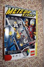 LEGO #3850 Meteor Strike Game Set Mini Figs Dice Bricks Special Edition