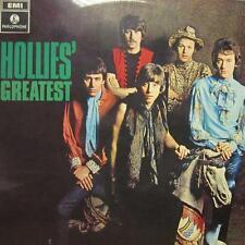 The Hollies (Vinilo LP/1 EMI caja) Hollies's Greatest-Parlophone-PC 7057-UK-en muy buena condición+/casi como nuevo