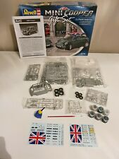 Revell 1/24 Mini Cooper Gift Set Contents Sealed Boxed