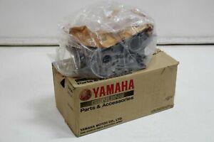 New Yamaha Banshee Cases Crankcase Oem Factory Top Bottom Engine Motor 1987-2006