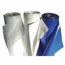 14' x 128' 7 Mil Husky Brand Shrink Wrap - Blue Boat Marine