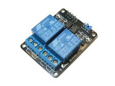 Relaismodul 2 Kanal 5V/ 230V Arduino AVR Relais Optokoppler Relay