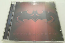 Batman & Robin - Music From The Motion Picture (CD Album 1997) Used Very Good
