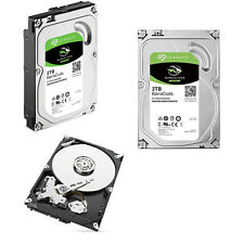 "HARD DISK INTERNO 2000GB SATA-III 3,5"" 2TB SEAGATE 64MB BARRACUDA ST2000DM008"