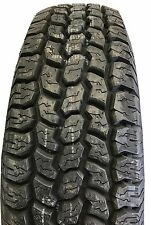 New Tire 195 75 14 LT All Terrain 6 Ply LT195/75R14 SF Chevy S10 S 10 Ford