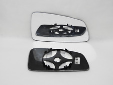 Wing Mirror Glass For RENAULT AVANTIME 2001-03 Convex Heated Right Side #H033