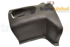 Land Rover Defender 90 110 127 130 LT77 Rubber Gearbox Tunnel Cover Mat MUC1621