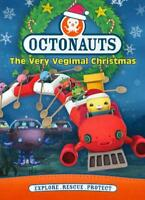 OCTONAUTS: VERY VEGIMAL CHRISTMAS NEW DVD
