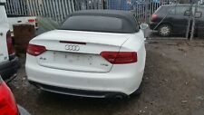 AUDI A5 TFSI CONVERTIBLE BREAKING FOR PARTS & SPARES O/S/R ELECTRIC CALIPER