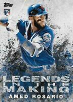 2018 Topps Legends in the Making #LITM-23 Amed Rosario Mets