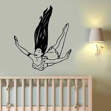 Pocahontas Wall Sticker Disney Princess Vinyl Decal Art Kids Girl Room Decor pc3