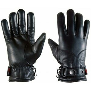 motorcycle motorbike scooter classic fashion leather gloves