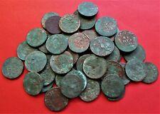 Copper Coins Denga Big Set 55Pieces!  Russian Empire!