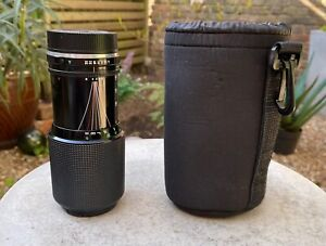 Canon 70-210mm EF, De-Clicked Zoom Lens. Converted for Cine Use.  VGC