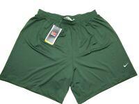 Nike Dri-Fit Womens Forest Green Athletic Running Shorts $20 NWT XXL L M S