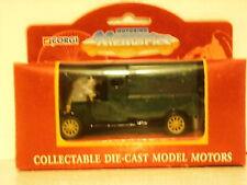 Corgi Motoring Memories Ford Delivery truck dark green