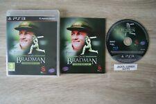Don Bradman Cricket 14  PS3 Game -1st Class FREE UK POSTAGE