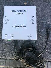 Hydrofarm AutoPilot Auto Pilot APCL4DX 4 Light Environmental Controller