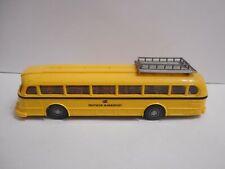 Mercedes-benz o 6600 H Deutsche Bundespost bus 1:87 h0 used/no box/see phot